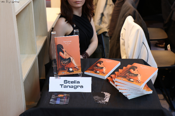 salon livre paris 2017 tabou éditions stella tanagra